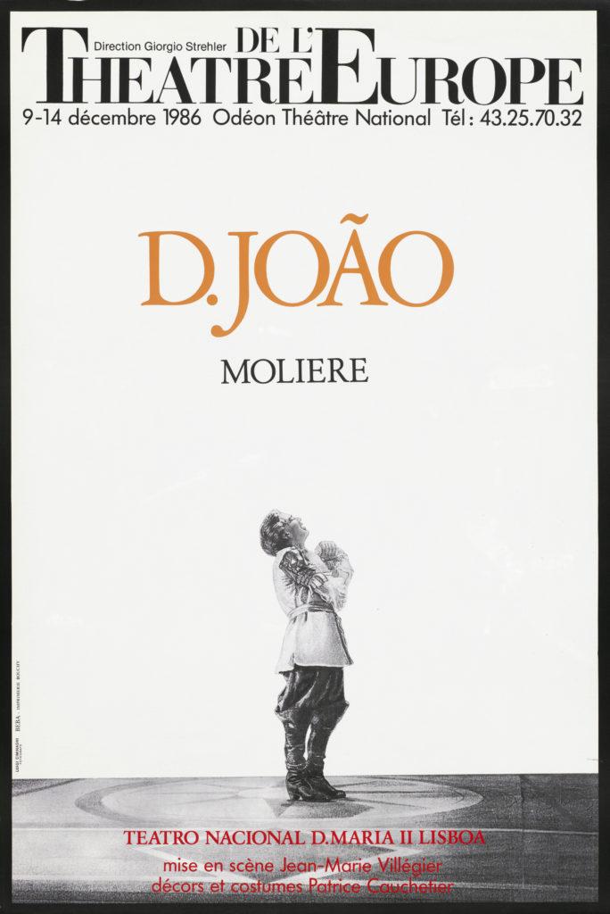 affiche D. Joao