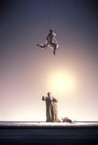 La Tempête de William Shakespeare, mise en scène Giorgio Strehler, novembre 1983
