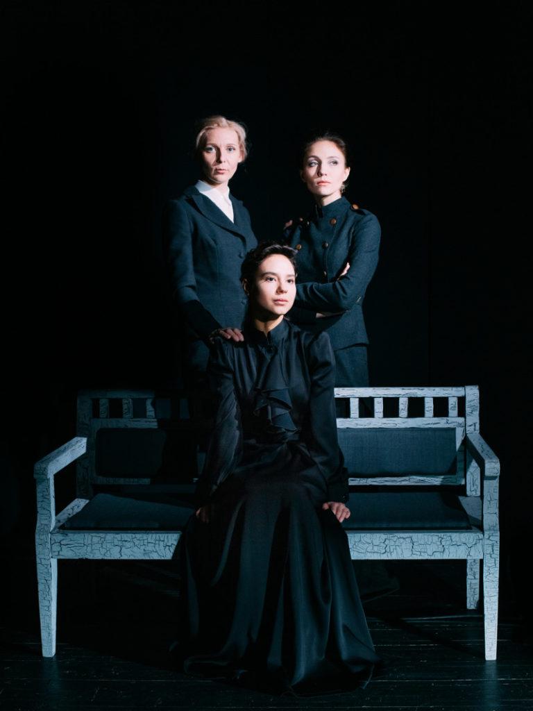 Les Trois Sœurs version Timofeï Kouliabine en 2016