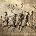 Arc de triomphe de Titus, à Rome